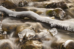 Running Water Royalty Free Stock Photography