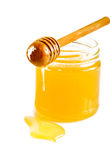 Runny honey Royalty Free Stock Photos