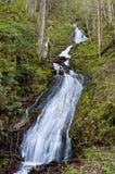 Runoff da água de mola Fotos de Stock Royalty Free