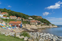 Runswick Bay Stock Photos