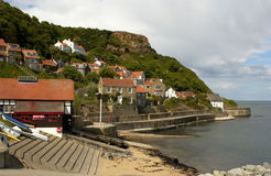 Runswick Bay, North Yorkshire, UK Royalty Free Stock Images