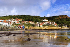 Runswick Bay Royalty Free Stock Photos