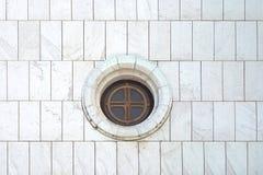 runt fönster Royaltyfri Bild