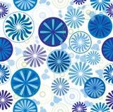 runt hjul för 2 bakgrund royaltyfri illustrationer