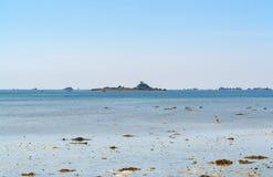 Runt om Penmarch i Brittany Royaltyfria Foton