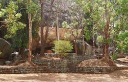 Runt om Sigiriya royaltyfri foto