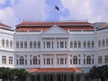 runt om singapore royaltyfri foto