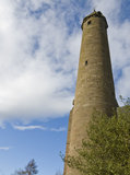 Runt torn Arkivbild