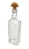 runt trä för flaskkork half Royaltyfri Foto