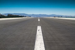 Runway Royalty Free Stock Images