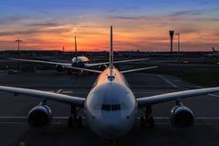 runway стоковая фотография