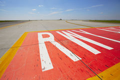 Runway Royalty Free Stock Photography