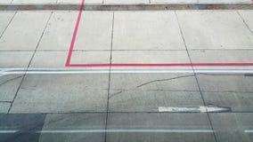 The runway Stock Photos