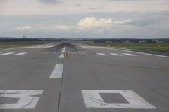 Runway, airstrip Royalty Free Stock Images
