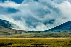 Ruoergai obszar trawiasty, Gansu, Chiny zdjęcia stock