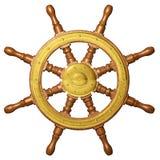 Ruota 3D della nave royalty illustrazione gratis