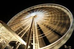 Ruota del cielo di caduta di Niagara Immagini Stock Libere da Diritti