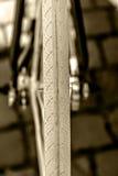 Ruota di bicicletta. Dettaglio 18 Fotografie Stock Libere da Diritti