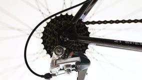 Ruota di bicicletta ingranaggi archivi video
