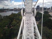 Ruota di Brisbane Immagine Stock