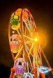 Ruota di Ferris Fotografia Stock Libera da Diritti