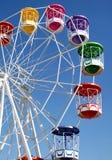 Ruota di Ferris Immagini Stock Libere da Diritti