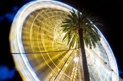 Ruota di Ferris Fotografie Stock Libere da Diritti