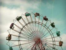 Ruota di Ferris Immagini Stock