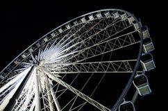 Ruota di Ferris Immagine Stock Libera da Diritti