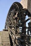 Ruota idraulica, Hama, Siria Fotografia Stock
