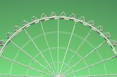 Ruota panoramica Fotografie Stock