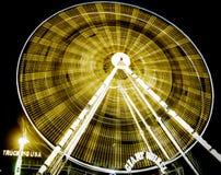 Ruota panoramica terza Fotografie Stock