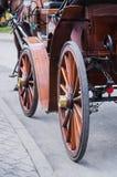 Ruote antiche del trasporto Immagine Stock