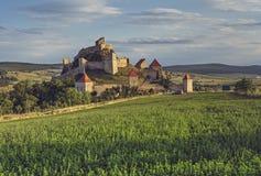 Rupea堡垒,罗马尼亚 免版税库存照片