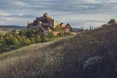 Rupea堡垒,罗马尼亚 图库摄影