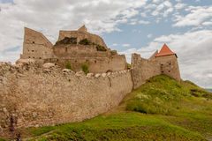 Rupea Castle Royalty Free Stock Photo