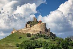Rupea Citadel, Brasov County, Romania Stock Image