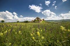 Rupea Citadel, Brasov County, Romania Royalty Free Stock Photo