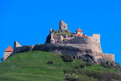 Rupea Citadel - Cetatea Rupea Stock Images