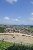 Rupea citadel, Romania Royalty Free Stock Image
