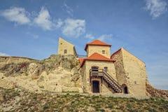 Rupea citadel, Romania Royalty Free Stock Photo