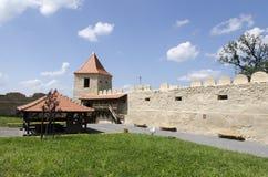 Rupea cytadela, Rumunia Zdjęcia Stock