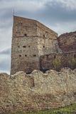 Rupea fästning, Rumänien Royaltyfria Foton