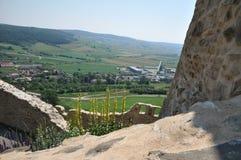 Rupea-Festung stockfotografie