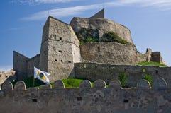 Rupea-Festung Stockbild