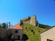 Rupea-Festung Stockfoto