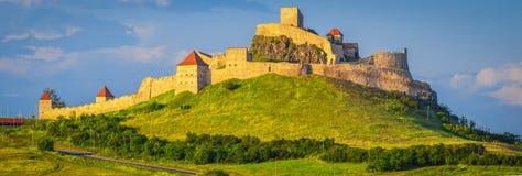 Rupea forteca, Transylvania Obrazy Stock