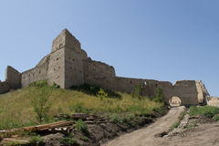 Rupea fortified fortress Royalty Free Stock Photography