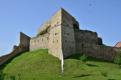 Rupea fortress Royalty Free Stock Images