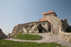 Rupea fortress Stock Photography